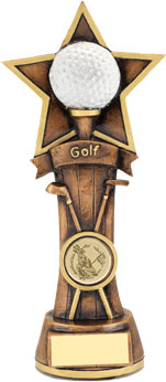 Global Golf Series Award in Bronze and Gold