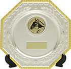 Multi Sport Series Silver Plated Salver
