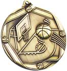 Basketball Activity Medal Series
